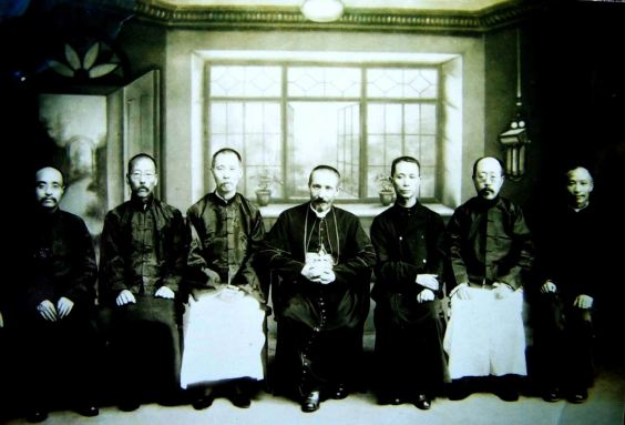 16第一批中國主教